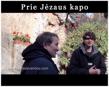 Prie Jezaus Kapo